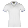 POLO RALPH LAUREN Men`s Micro Poly Jacquard Luke Polo Pure White