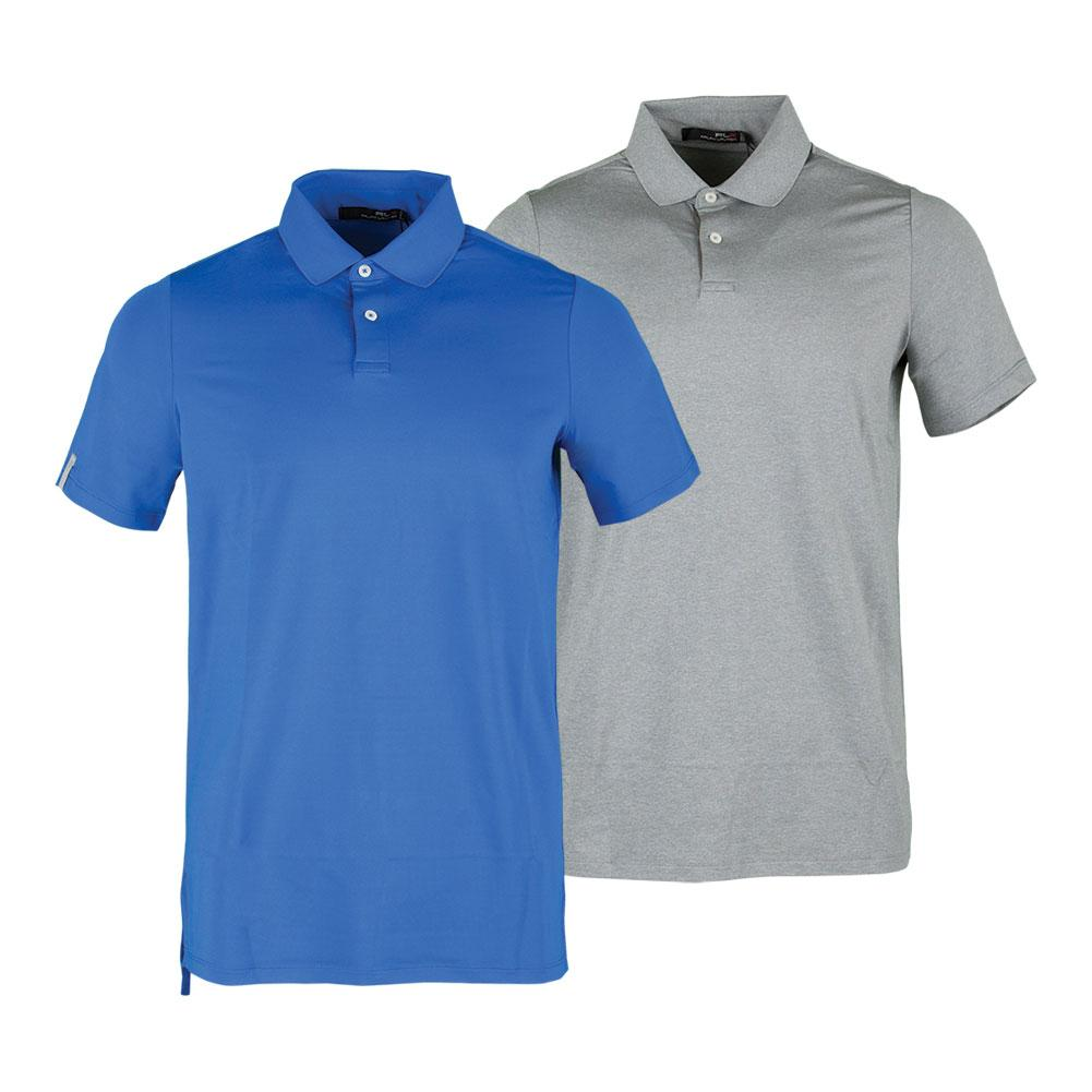 Men's Short Sleeve Solid Airflow Jersey