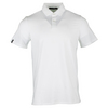 Men`s Short Sleeve Solid Airflow Jersey 001_WHITE