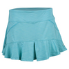 Women`s Jamming 13 Inch Tennis Skort Blue Atoll by ELEVEN