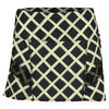 LUCKY IN LOVE Women`s Lightening Running Skort Black