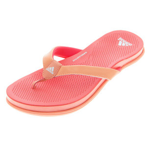 adidas WOMENS SUPERCLOUD PLUS THONG SUN GLOW