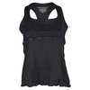 DENISE CRONWALL Women`s Villia Racerback Tennis Top Black