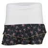 Women`s Villia Tennis Skort White by DENISE CRONWALL