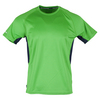 Men`s Micro Dot Tennis Tee 003_PREPPY_GREEN