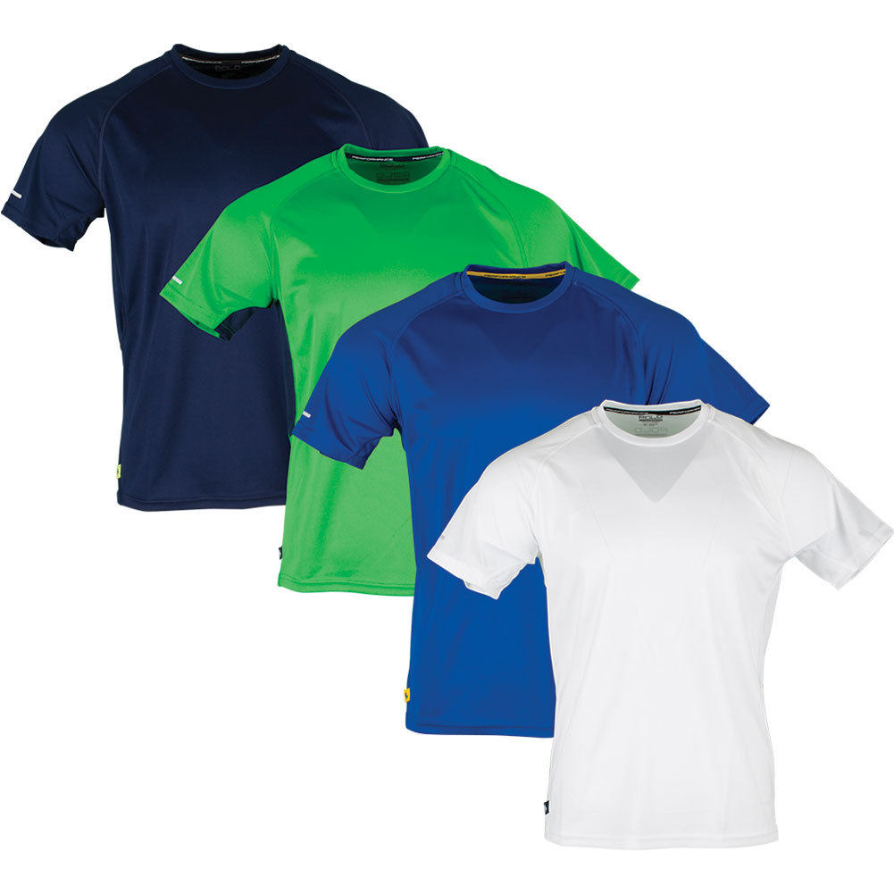 Men's Micro Dot Tennis Tee