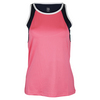TAIL Women`s Sharon Tennis Tank Electric Rose