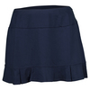 TAIL Women`s Velma 13.5 Inch Tennis Skort Navy Blue
