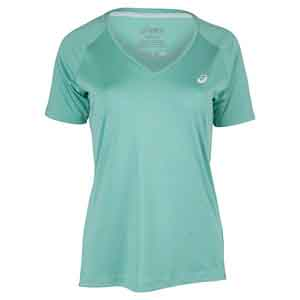 Women`s Club V-Neck Tennis Top