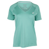 ASICS Women`s Club V-Neck Tennis Top