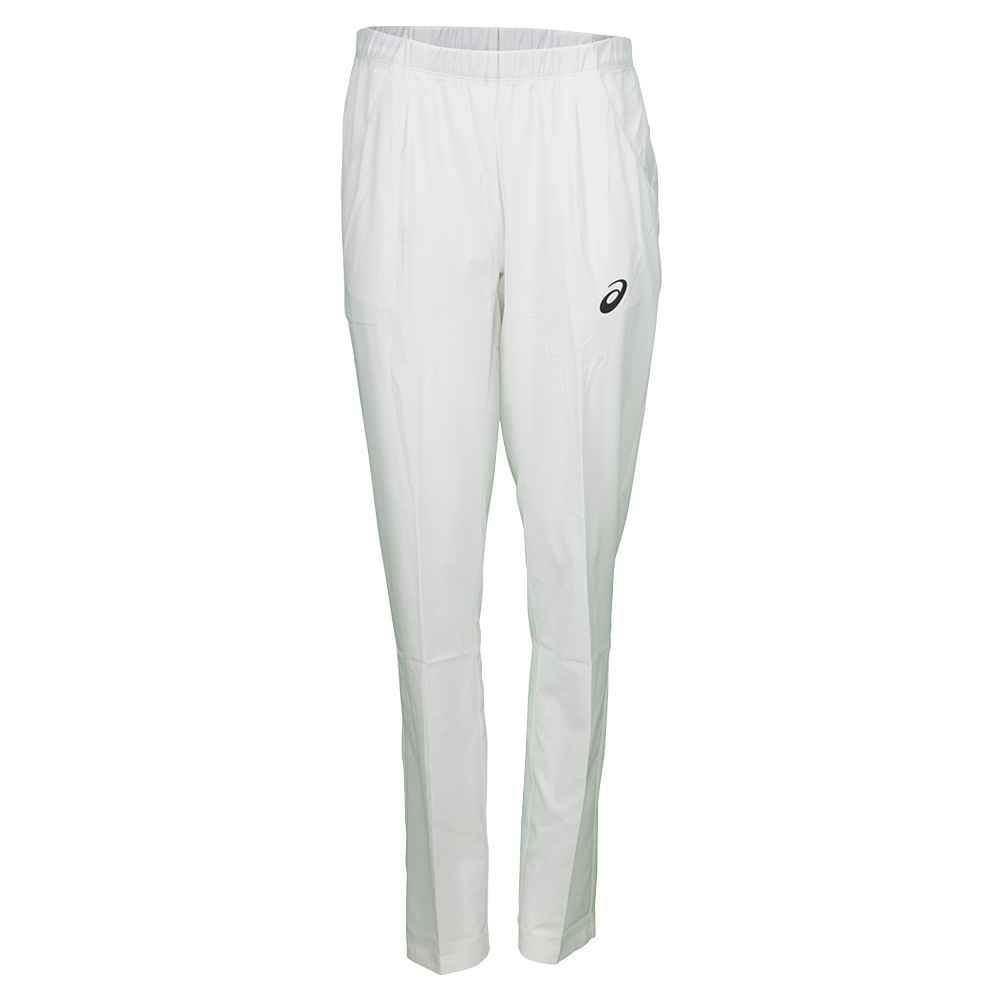 Women's Club Tennis Pant Real White