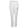 ASICS Women`s Club Tennis Pant Real White