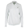 ASICS Women`s Club Tennis Jacket Real White