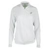 ASICS Women`s Club Tennis Jacket Real White