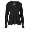 Women`s Cut It Out Tennis Hoodie 099_ANTHRACITE