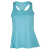 ELEVEN Women`s Raceday Tennis Tank Blue Atoll