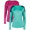 ASICS Women`s Athlete Long Sleeve Tennis Top
