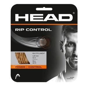 RIP Control 18G Tennis String Natural