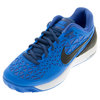 NIKE Men`s Zoom Cage 2 Clay Tennis Shoes Photo Blue and Fountain Blue