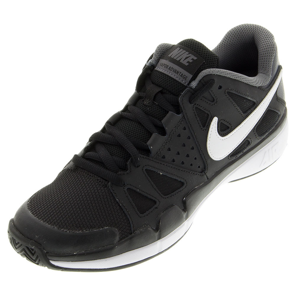 nike junior air vapor advantage tennis shoe