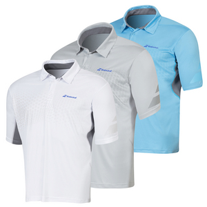 Men`s Perf Tennis Polo