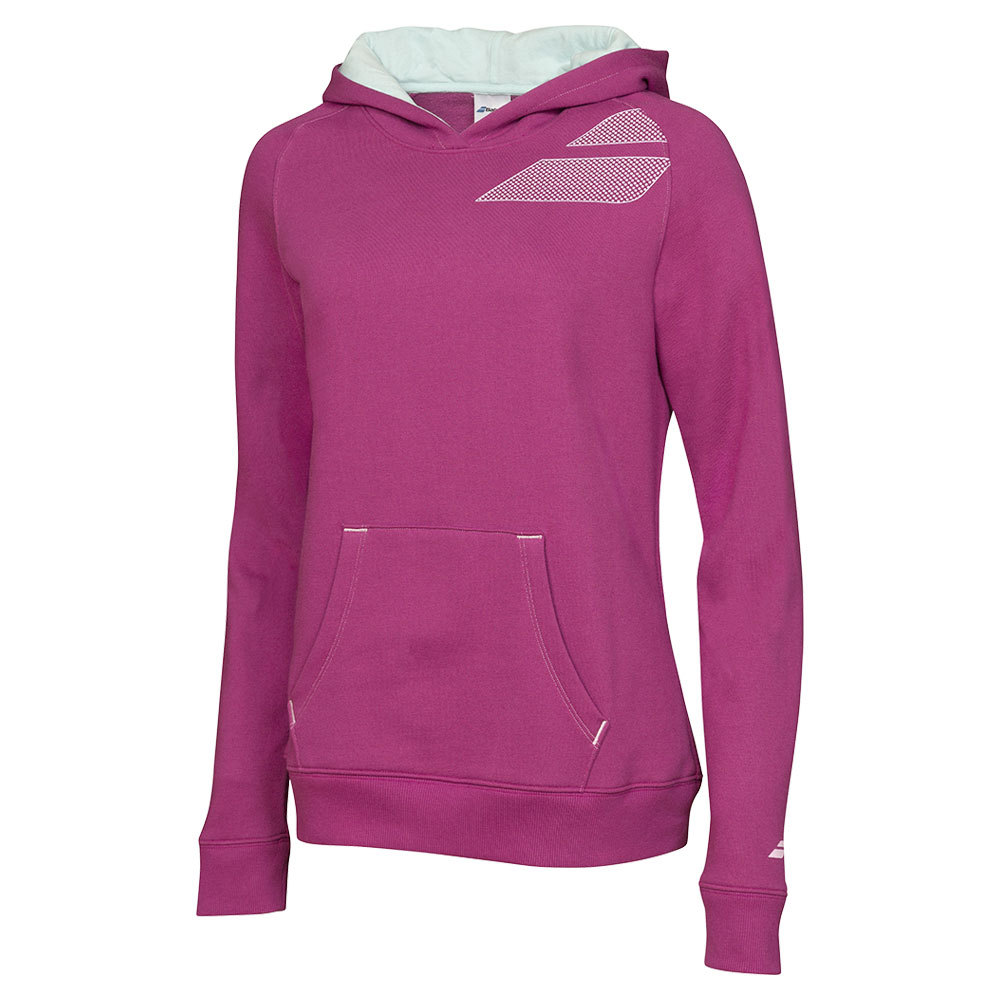 Women's Core Tennis Sweat Hoodie Plum