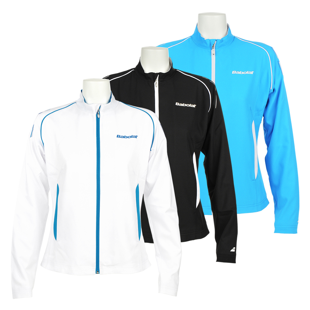 Women's Match Core Tennis Jacket