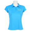 Women`s Match Core Tennis Polo 111_TURQUOISE_BLUE