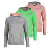 BABOLAT Women`s Core Tennis Sweat Hoodie