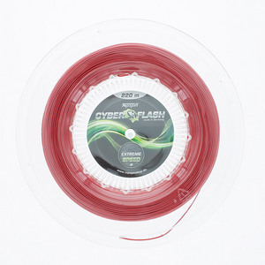 Cyber Flash String 16G 1.30mm Reel Red