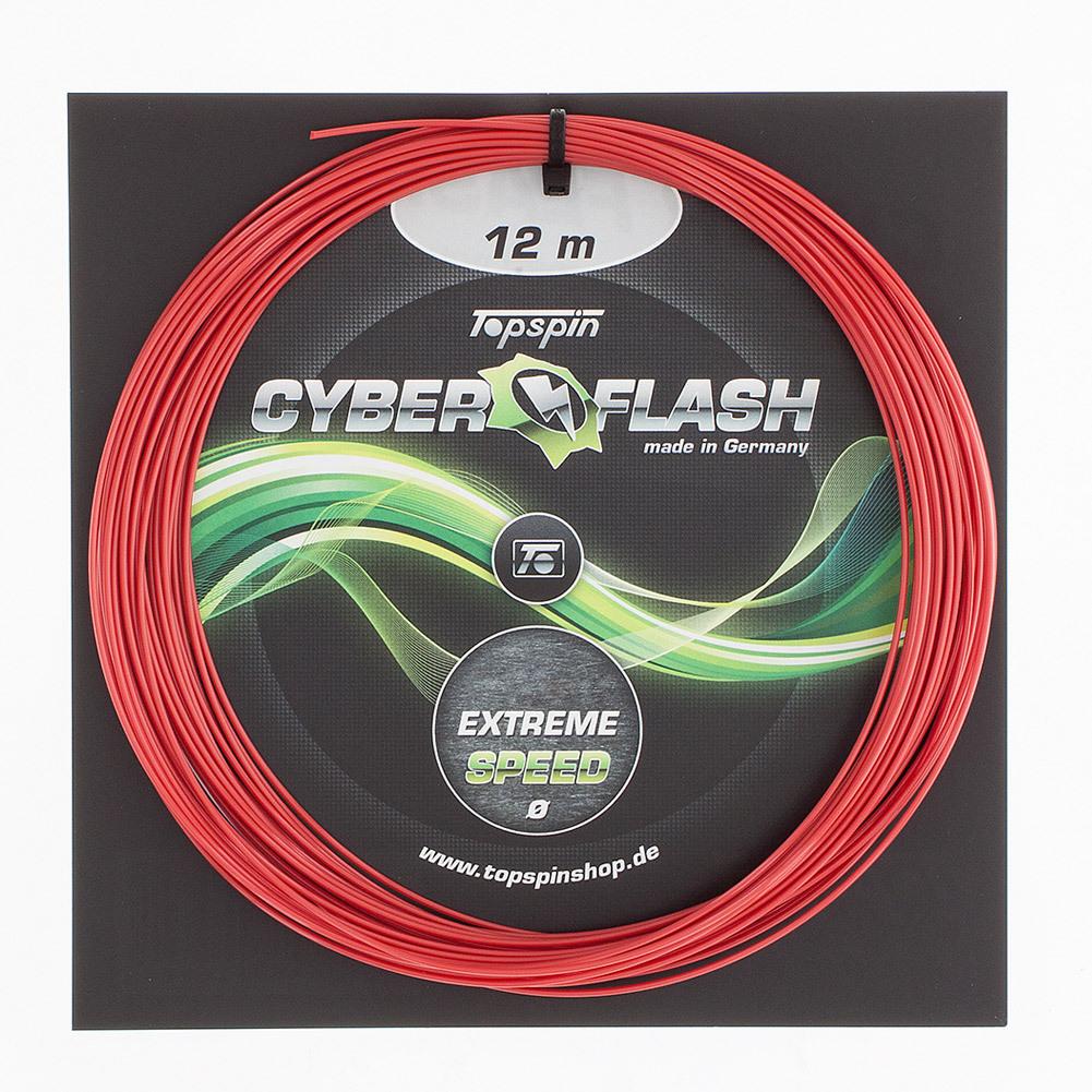 Cyber Flash String 17g 1.25mm Red