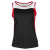 TAIL Women`s Caterina Tennis Tank Black