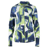 ELEVEN Women`s Love Tennis Jacket Brush Stroke Print