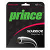 PRINCE Warrior Response 16 Tennis String Black and Transparent