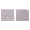 ADIDAS Women`s Stella McCartney Tennis Wristband Lilac and White