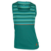 ADIDAS Women`s All Premium Tennis Tank EQT Green