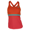 ADIDAS Women`s All Premium Strappy Tennis Tank Shock Red