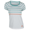 ADIDAS Women`s All Premium Tennis Tee White