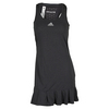 ADIDAS Women`s Climachill Tennis Dress Chill Black Mélange