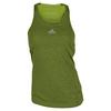 ADIDAS Women`s Climachill Tennis Tank Chill Semi Solar Slime