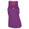 Women`s Climachill Tennis Tank Chill Shock Pink by ADIDAS