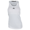 Women`s Climachill Tennis Tank White by ADIDAS