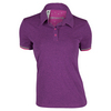 ADIDAS Women`s Climachill Tennis Polo Chill Shock Pink