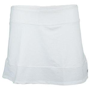 LIJA WOMENS BORDERLINE TENNIS SKORT WHITE