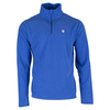 K-SWISS Men`s Long Sleeve Tennis Pullover Dazzling Blue