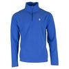 K-SWISS Men`s Long Sleeve Tennis Pullover Dazzling Blue