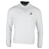 ASICS Men`s Club Woven Tennis Jacket Real White