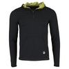 Men`s Kick It Tennis Hoodie Anthracite by SOLFIRE