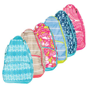 ALL FOR COLOR WOMENS TENNIS BACKPACK