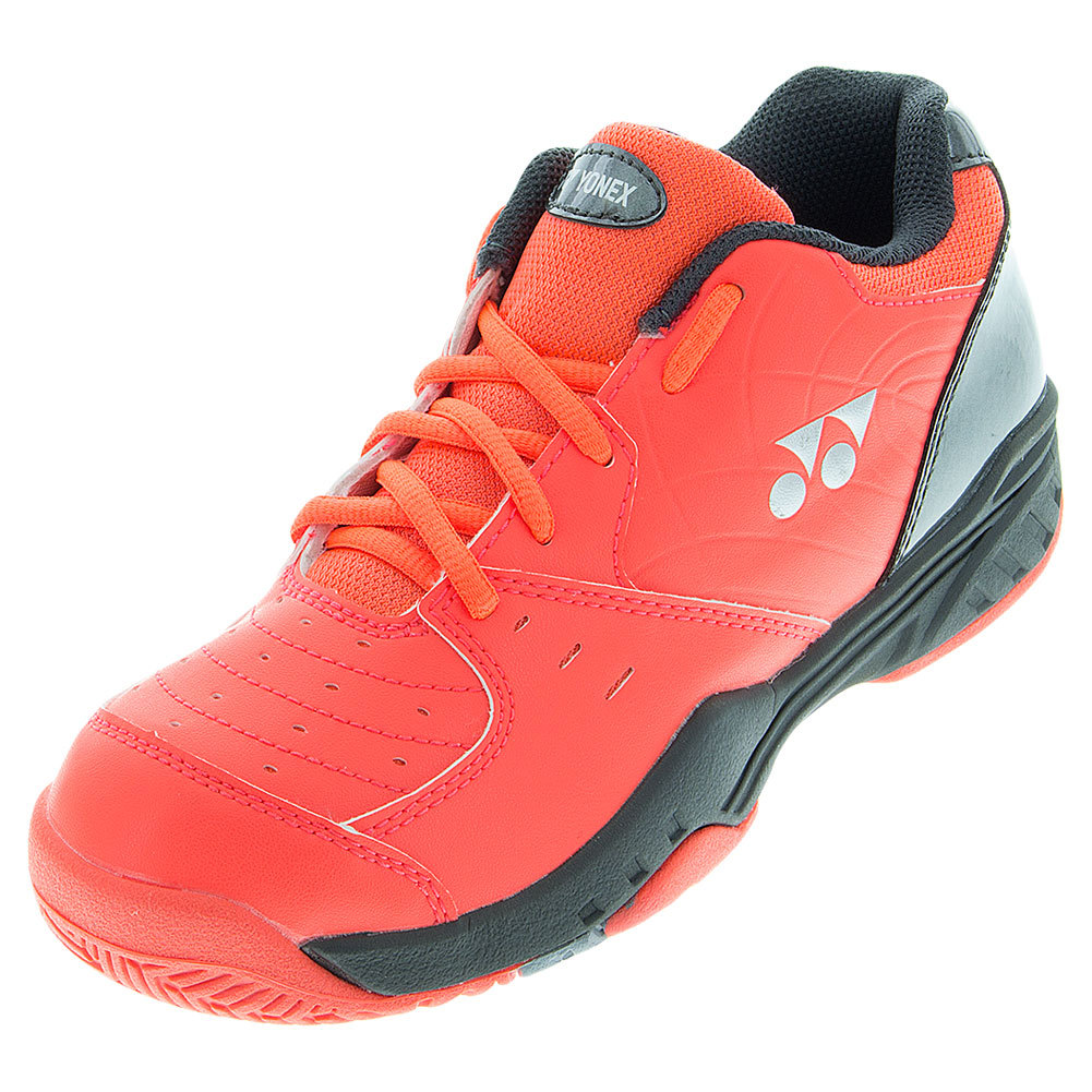 Juniors ` Power Cushion Eclipsion Tennis Shoes Red